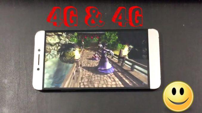 LETV Leeco Le Max 2 4G 4K - Playstore - KODI - GAMES - Husham com