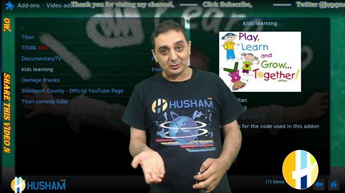 More Youtube KODI Addons from Titan Repo - Husham com