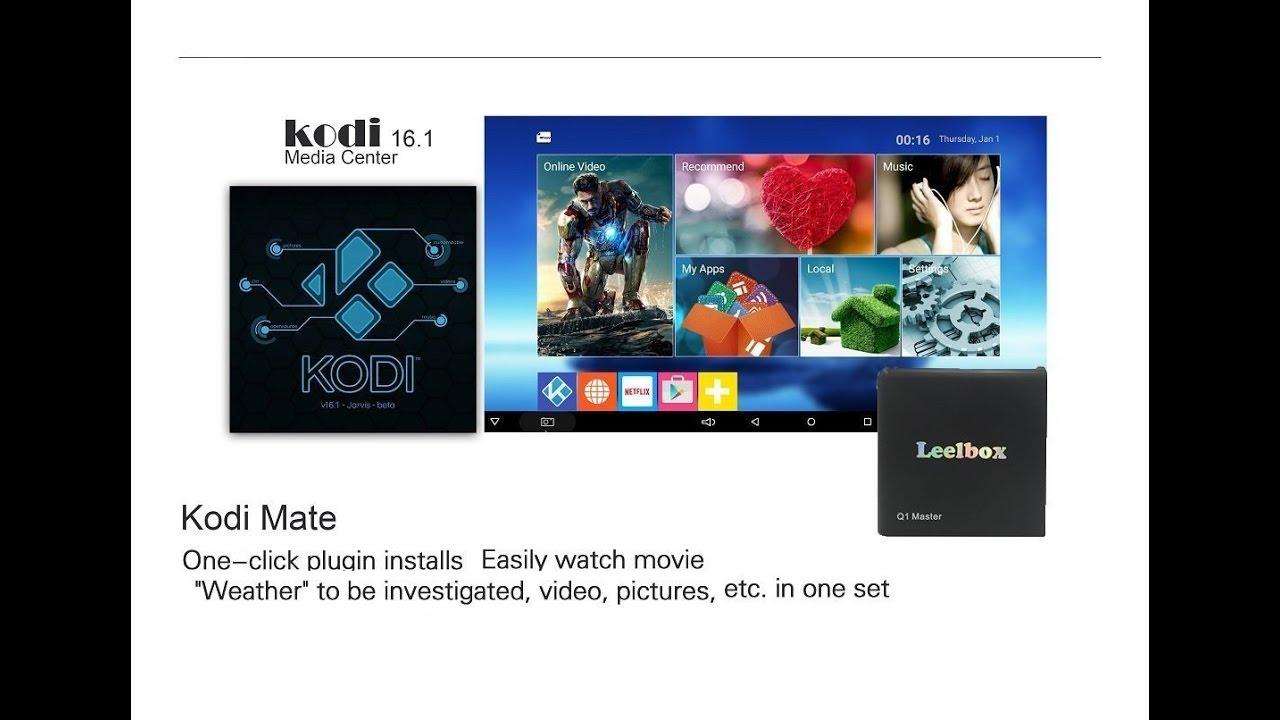 impressive android 4k kodi tv q1 master leelbox review