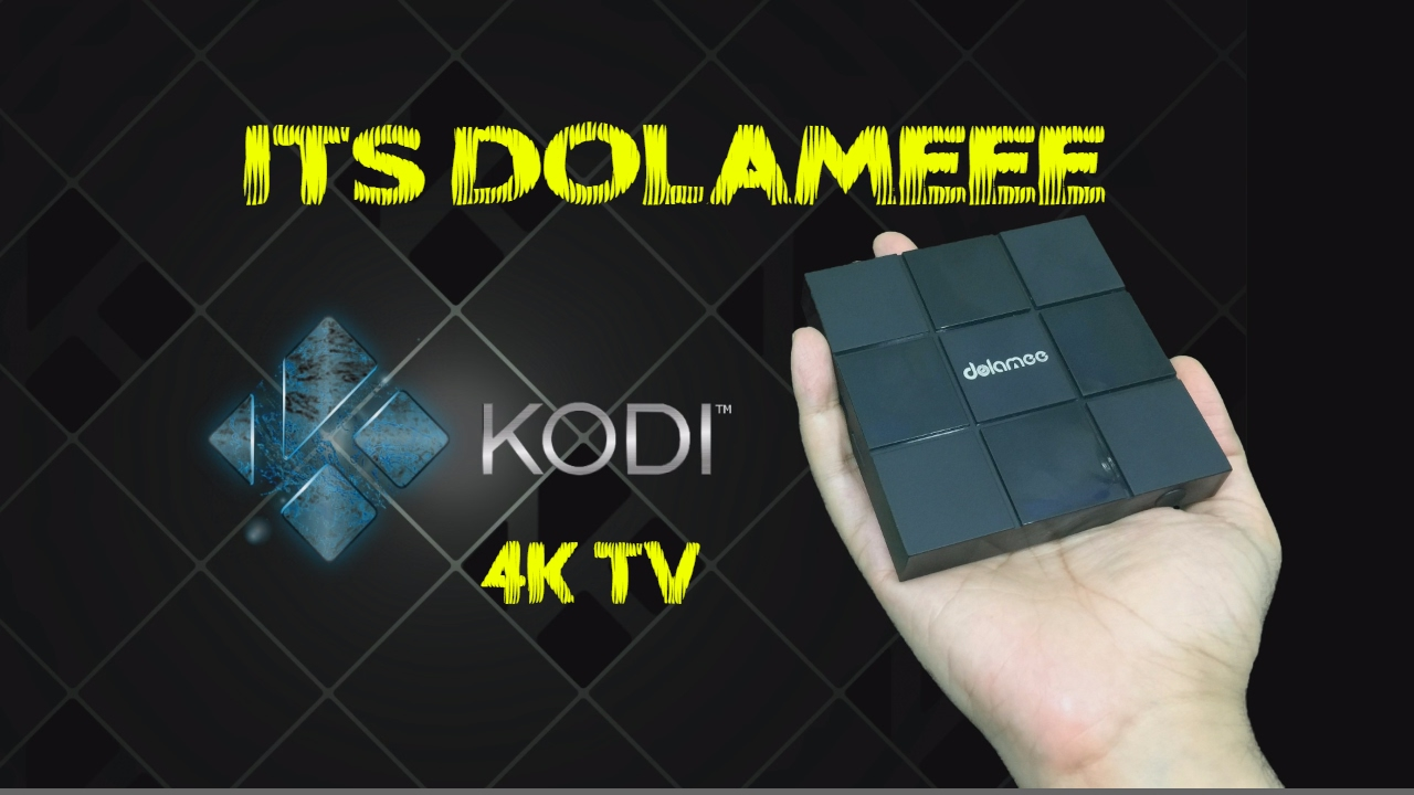 BEST TVMC BOX DOLAMEE D6 ENTRY LEVEL ANDROID INTERNET TV KODI BOX