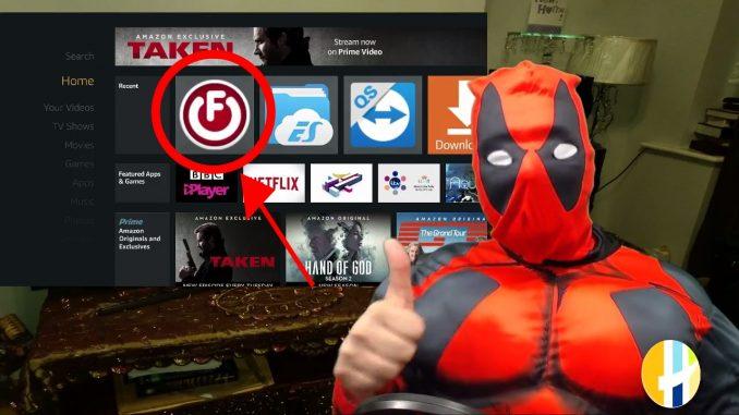 BEST DEADPOOL APK - IPTV NO MORE ADS WITH FILMON - LIVE TV