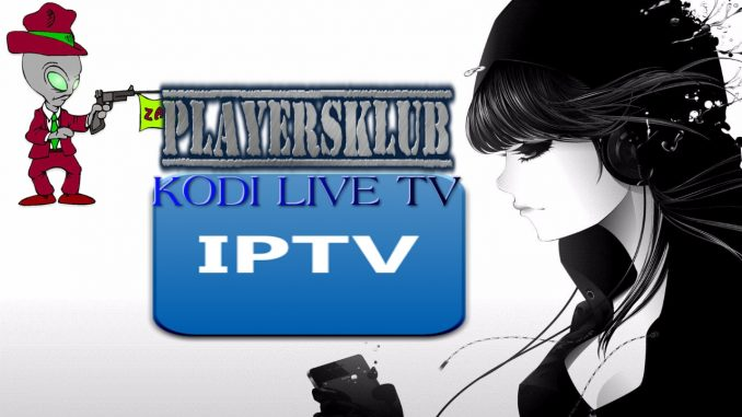 Playersklub IPTV New Registeration Page