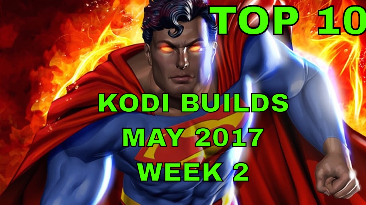 Kodi Top Builds October