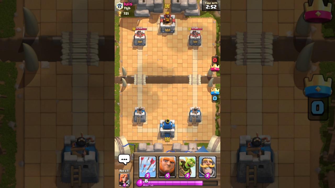 Clash Royale  addictive game