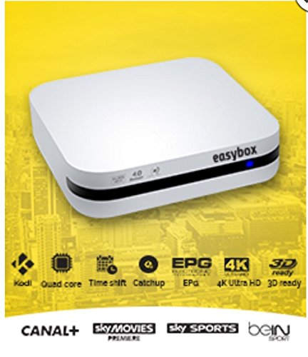 NEW Easybox Arabic IPTV – Maximus – Watch Bein sport HD – OSN HD – MBC HD, ART, more than 1000 channels including lot of American channels.