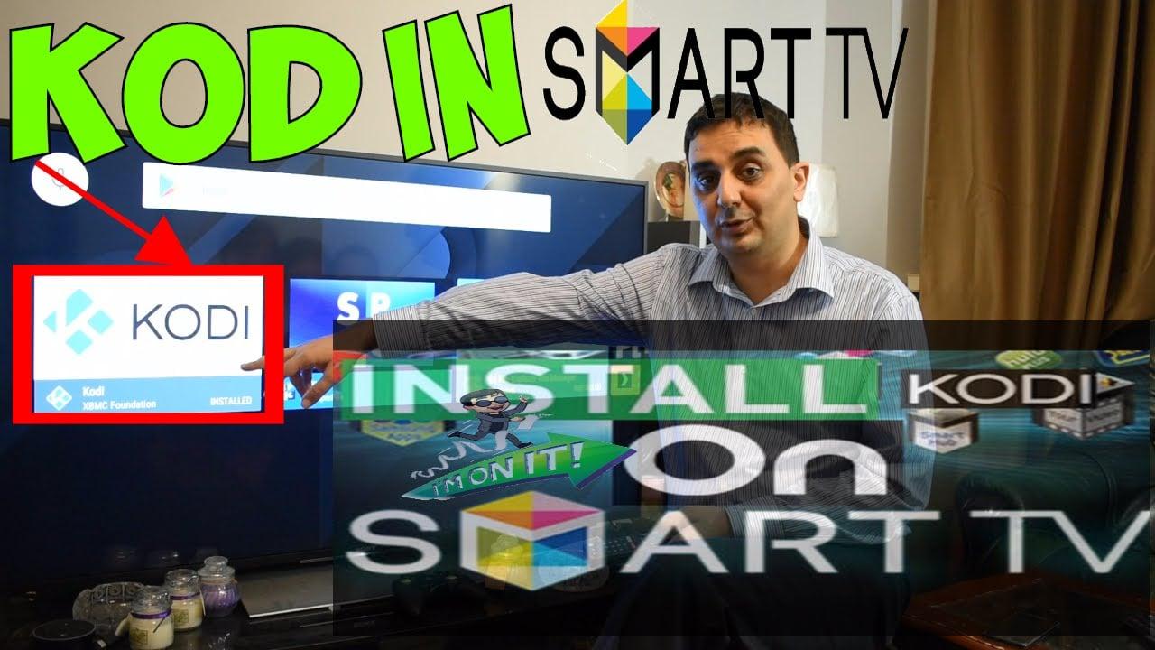 INSTALL KODI DIRECTLY ON YOUR SMART TV - LESSON 6 - Husham