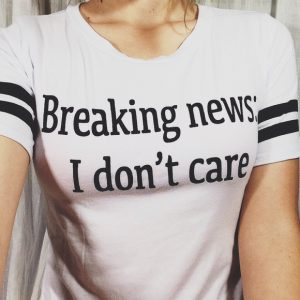 Breaking New I dont CAre