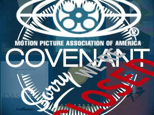 MPAA Shut down Kodi Covenant Addon Repository After