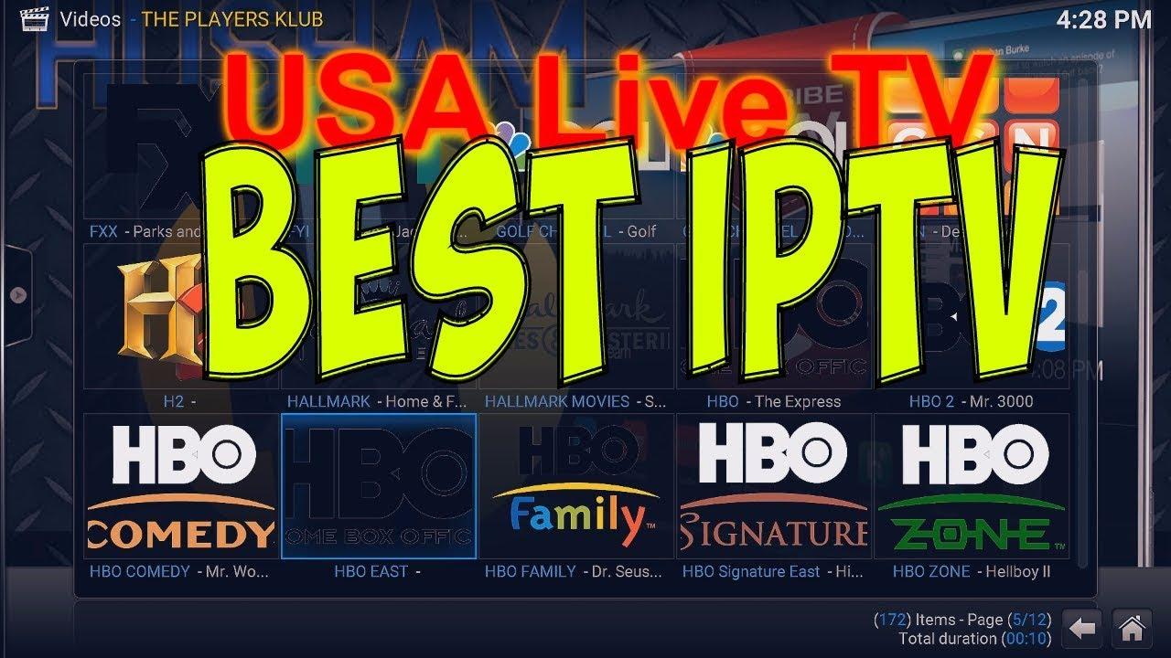 BEST IPTV PLAYERS KLUB Kodi SMART TV Perfect Player - Husham com