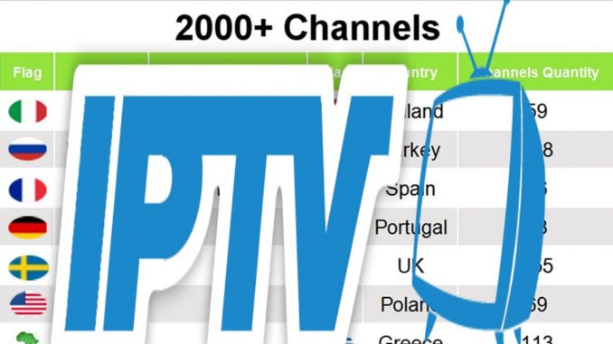 Cut the cord with XINNEEBOW IPTV Live TV service - 2000 USA