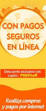 Colombia – Con pagos seguros en línea