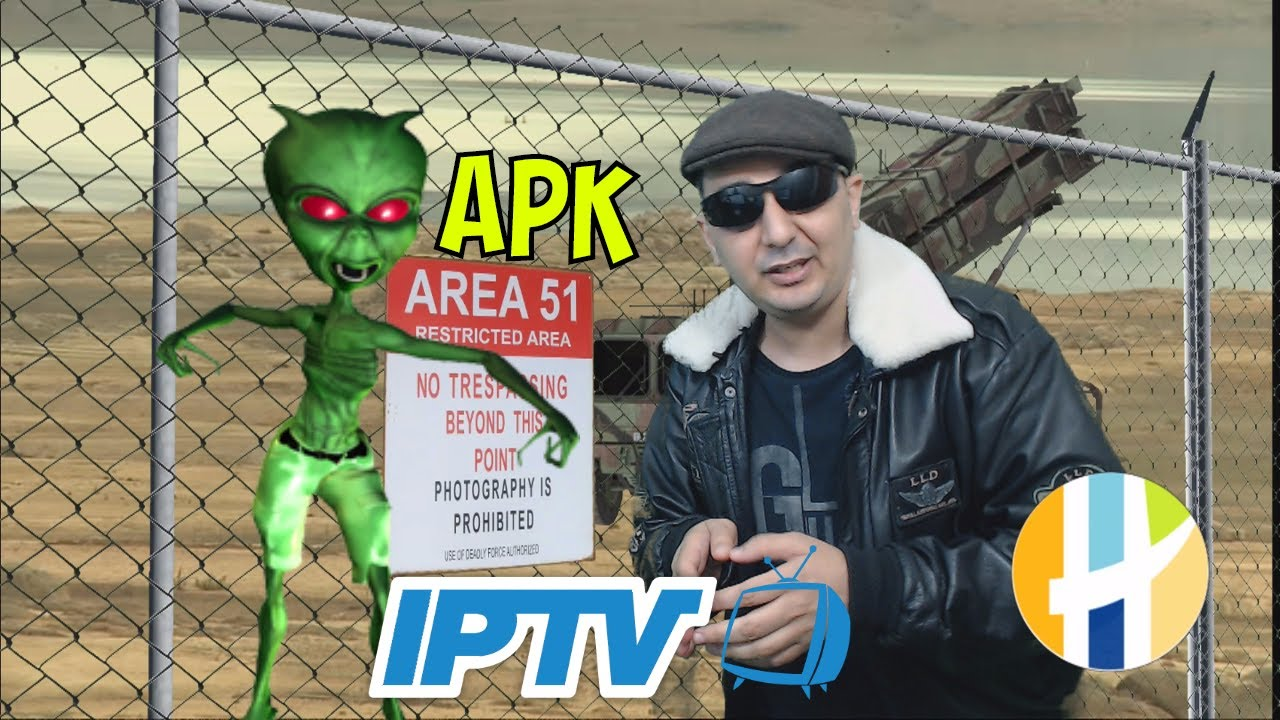 Area 51 IPTV Live TV brought to you by Aliens 2017 APK KODI