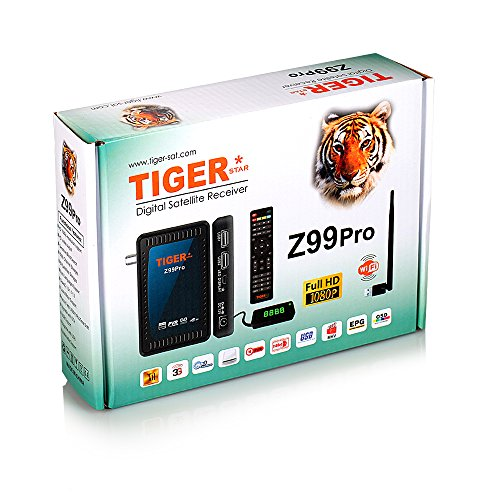 Tiger Z280 Software Update
