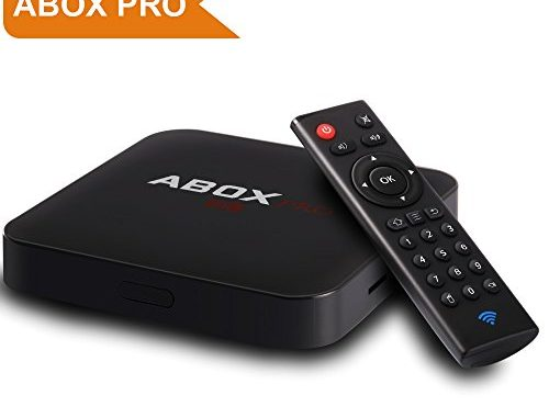 2017 GooBang Doo ABOX Pro Android 6 0 TV Box with Newest RF