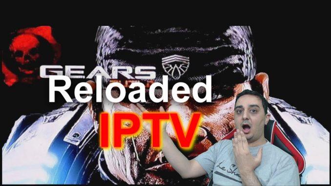 Gears Reloaded IPTV 2018 APK - Husham com