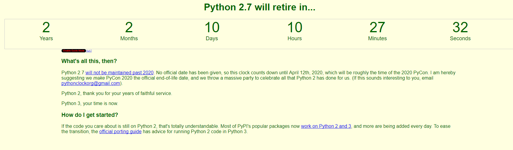 Running Python On Xbox One