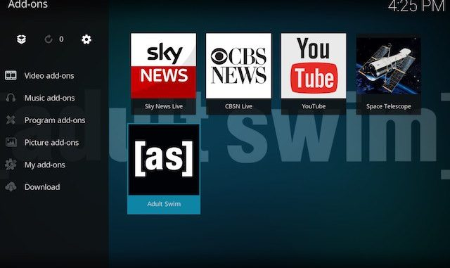 Download and Install Adult Swim with Git Browser - Husham com