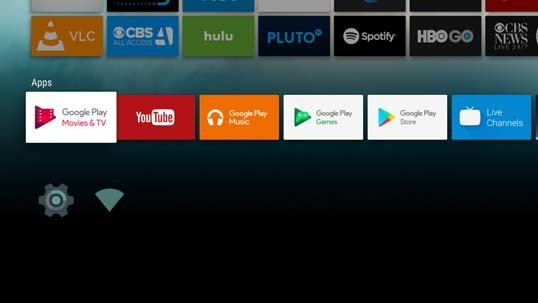 how to get apps on sony bravia tv
