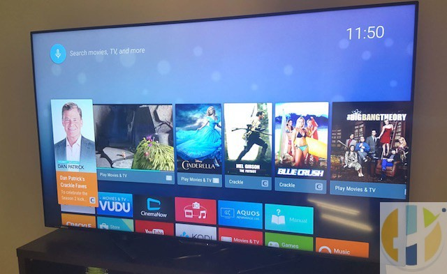 Installing Kodi On Sharp Aquos Smart Tvs Powered By