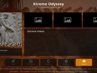 Xtreme Odyssey Addon Guide