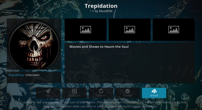 Trepidation Addon Guide