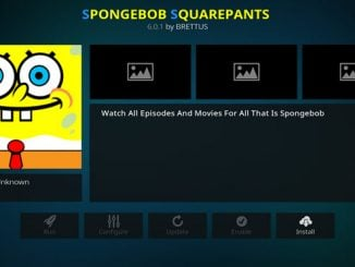 SpongeBob Squarepants Addon Guide