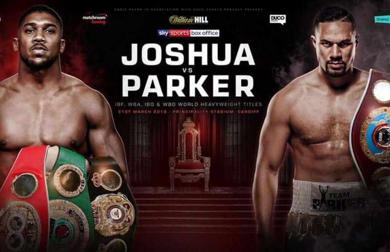 The Best Joshua Parker Kodi Boxing Stream Information - Husham com