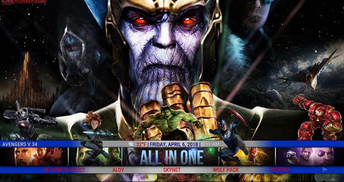 Avengers Build 2