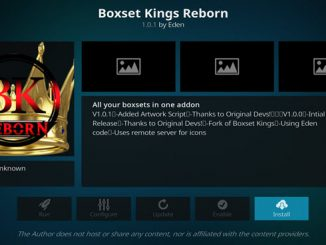 Boxset Kings Reborn Addon Guide