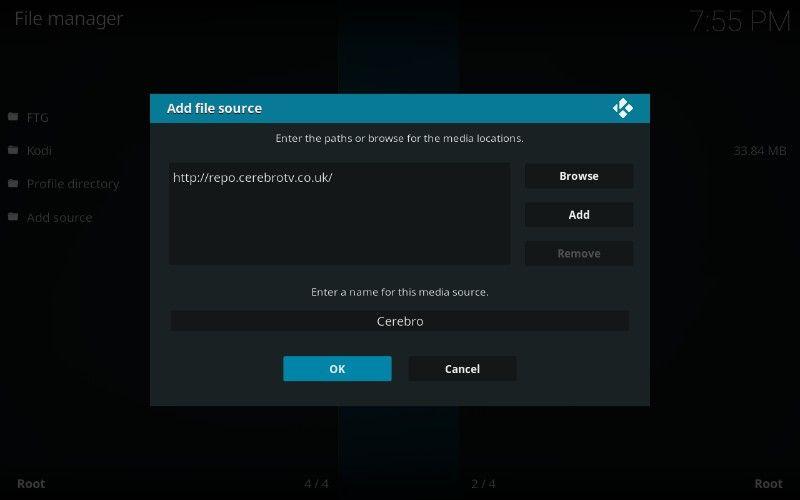 cerebro tv repo download url