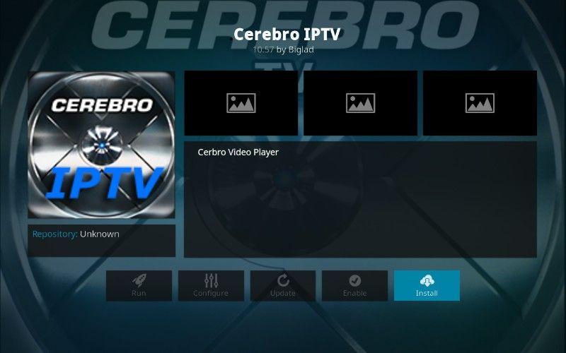 install cerebro iptv and mobdro on kodi
