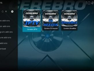 How to Install 'Mobdro' on Kodi 17.6 Krypton Using Cerebro IPTV