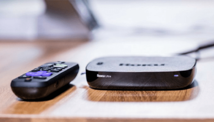 cCloud tv ban from roku device