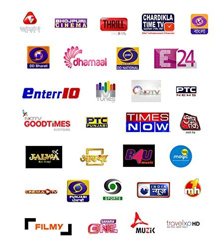 WorldMAX 4K Android IPTV Box Hindi Pakistani Nepali Bangla