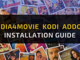 India4Movie Kodi Addon - Installation Guide