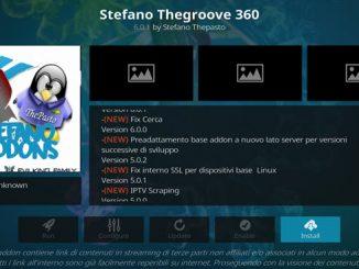 Stefano TheGroove 360 Addon Guide
