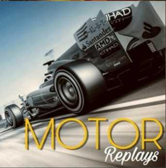 Motor Replays Kodi Addon: Formula 1, Rally Cross, GP