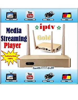 Product 5 finest arabic Hd 2018 android tv box receiver