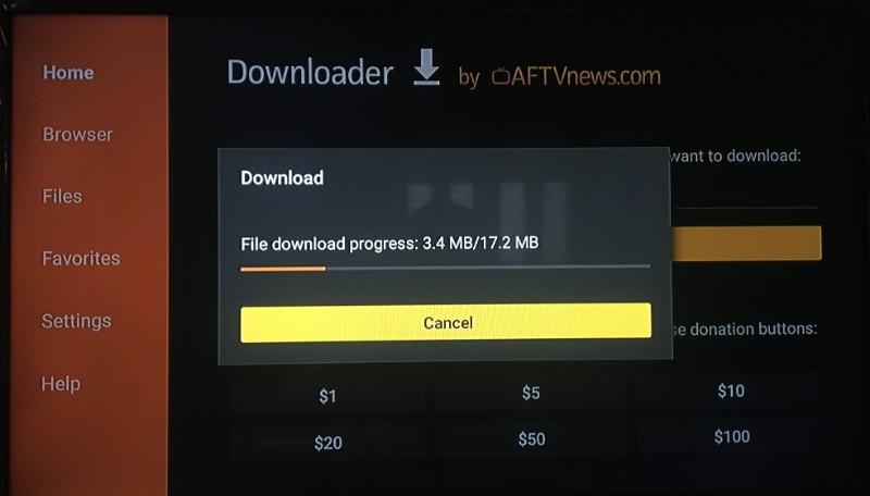 download set tv firestick app