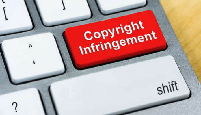 SET TV Copyright infringement