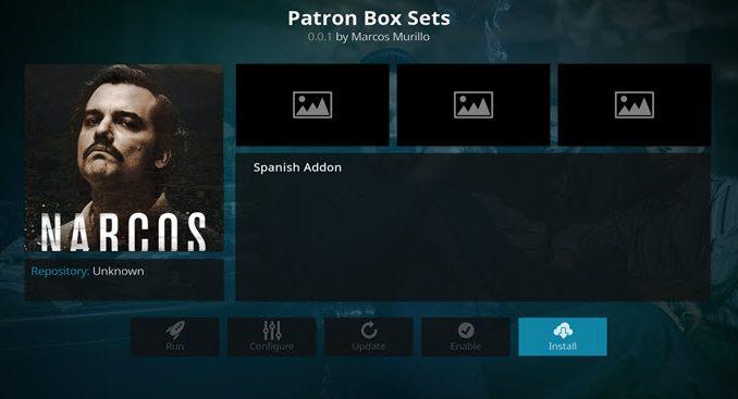 Patron Box Sets Addon Guide