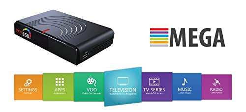 Crimson360 Mega plus Hd 7line IPTV 12 Months Run time Incorporated
