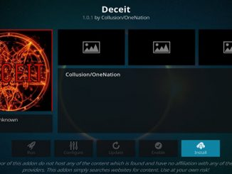 Deceit Addon Guide - Kodi Reviews