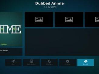 Dubbed Anime Addon Guide - Kodi Reviews
