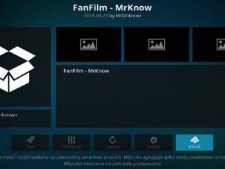 FanFilm-MrKnow Addon Guide - Kodi Reviews