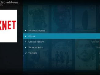 Flixnet Addon Guide - Kodi Reviews