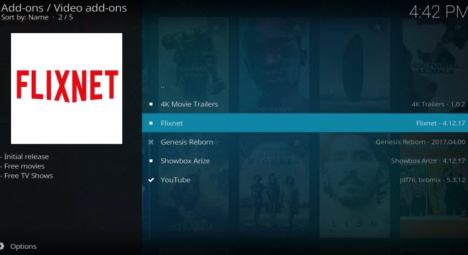 Flixnet Addon Guide - Kodi Reviews
