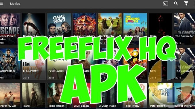FreeFlix HQ Android APK Guide: Multi-Source Terrarium