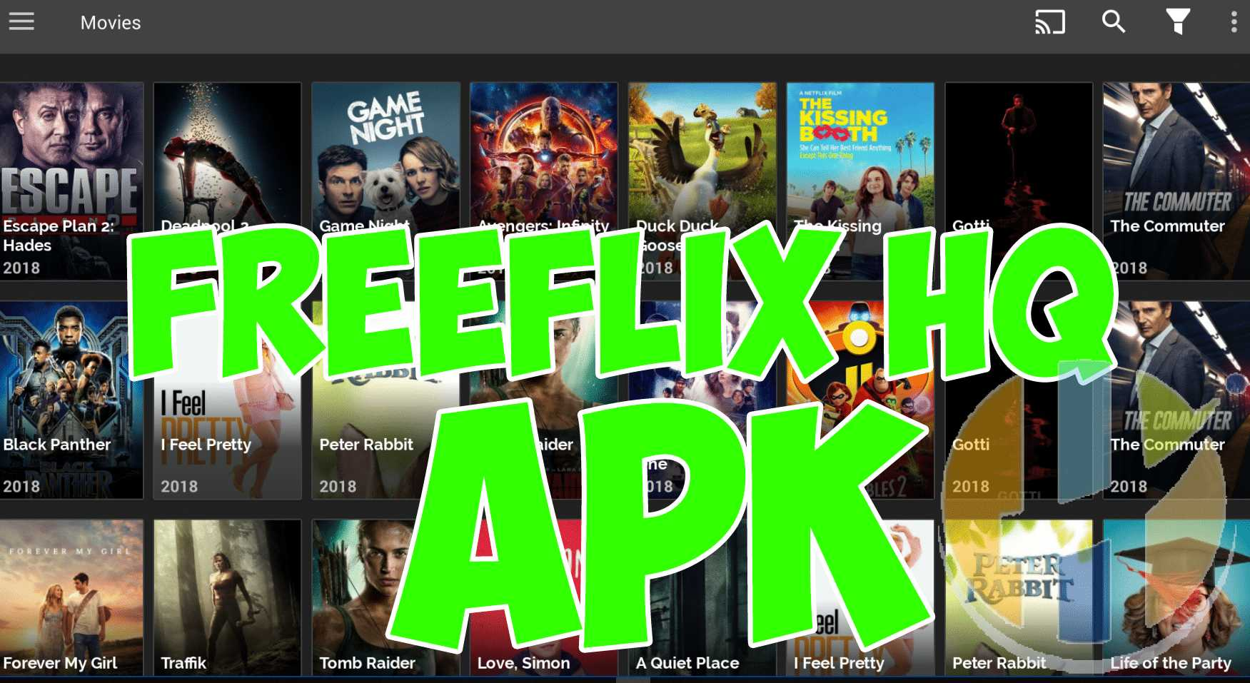 FreeFlix HQ Android APK Guide: Multi-Source Terrarium