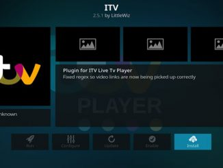 ITV Catchup Addon Guide - Kodi Reviews